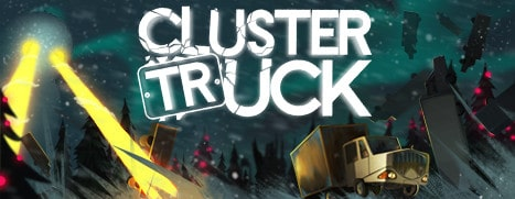 Steam Deals of the Day: Cluster Truck and Obduction - Cluster Truck Logo - Photo Credit: Steam / Developer: Landfall Games