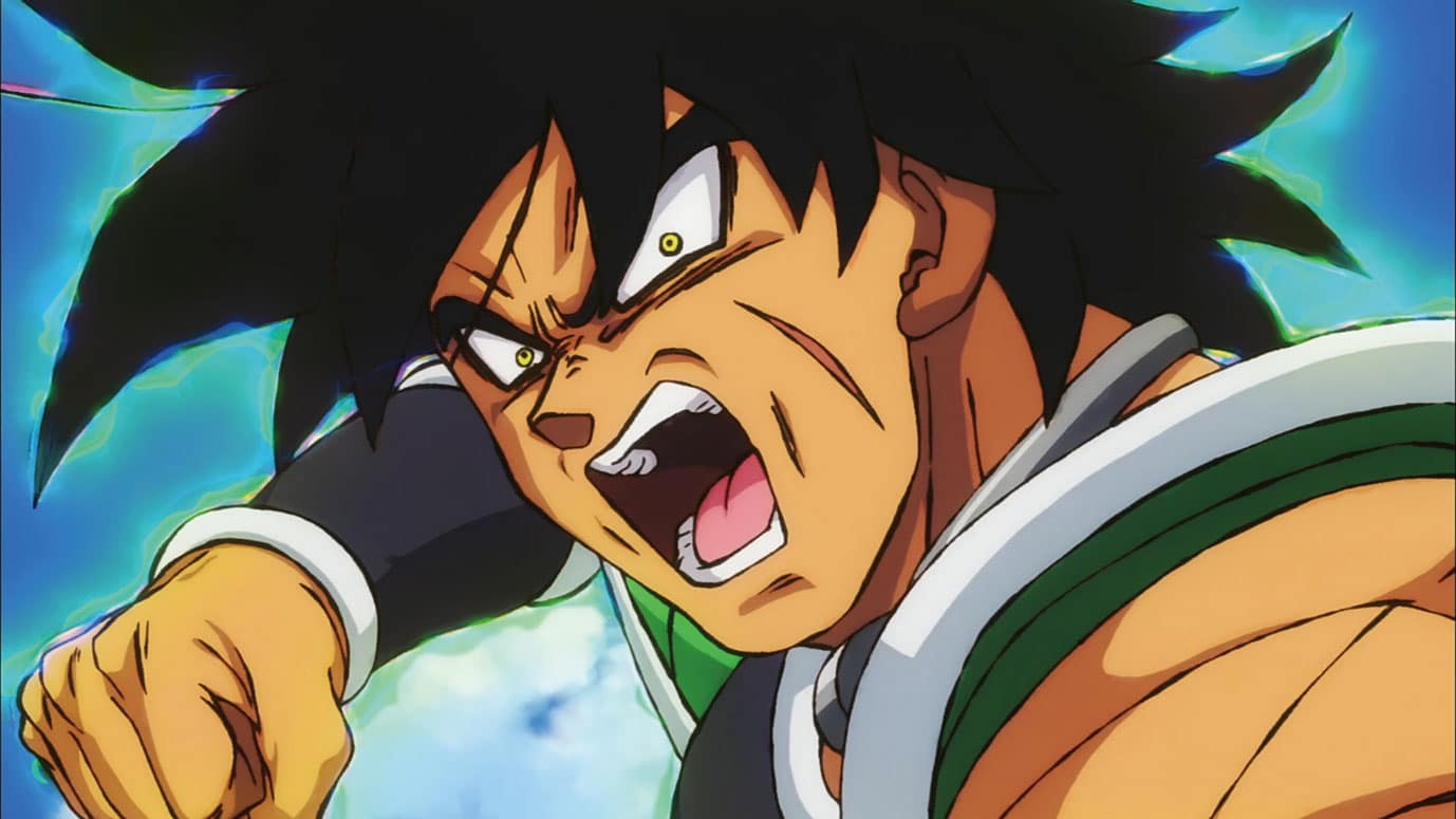 Dragon Ball Super: Broly out now in movie theaters across USA, Canada - Photo Still Credit: Akira Toriyama (Creator) / Funimation / Toei Animation / Toei Company / 20th Century Fox