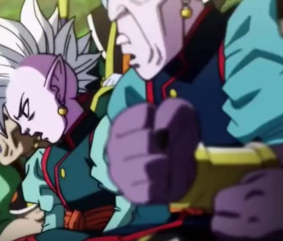 """Dragon Ball Super episode 125 live stream: Watch Toonami online - """"A Commanding Presence! The Advent of Top the Destroyer!"""" - Pictured: Shin - Photo Credit: Funimation / Toei Animation"""
