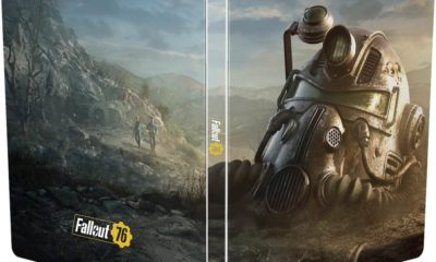 Fallout 76 Steelbook - Photo Credit: Best Buy via Bethesda Softworks, Bethesda Game Studios, Bethesda Game Studios Austin