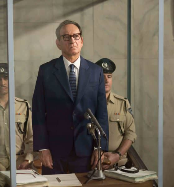 Sir Ben Kingsley discusses Adolf Eichmann portrayal in Operation Finale - Photo Credit: Valeria Florini / Metro Goldwyn Mayer Pictures