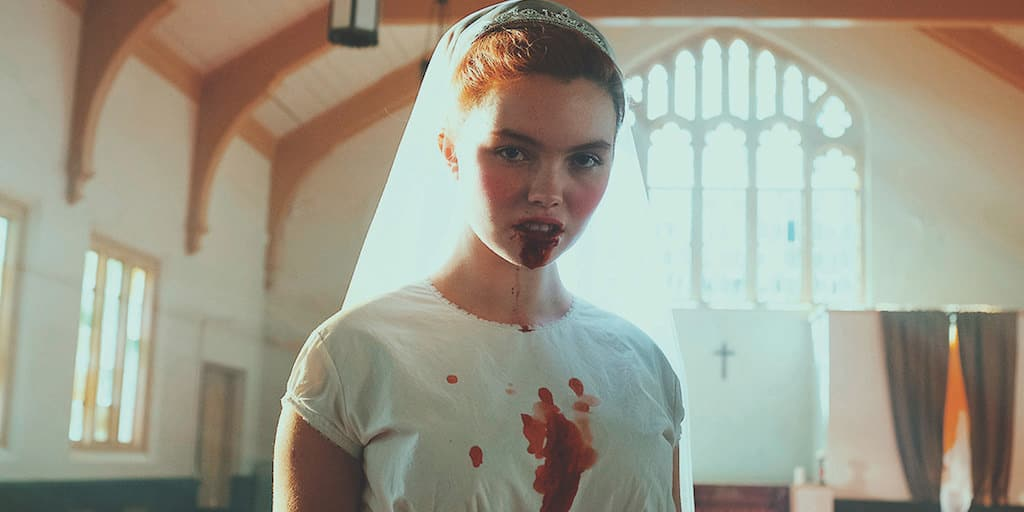 Pollyanna McIntosh to attend NYC premiere of Darlin' at What The Fest!? - Pictured - Actress Lauryn Canny - Photo Credit: Hood River Entertainment