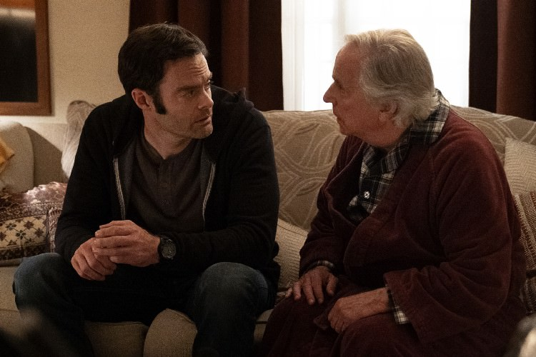 """Barry Berkman 'Block' and Gene Cousineau in season 2, episode 4 """"What?!"""" - Pictured from left to right (L-R): Bill Hader and Henry Winkler - Photo Credit: Isabella Vosmikova / HBO"""