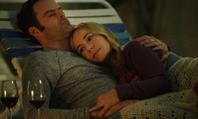 Barry Berkman and Sally Reed in Season 2 - Pictured from left to right: Bill Hader and Sarah Goldberg - Photo Credit: Aaron Epstein / HBO