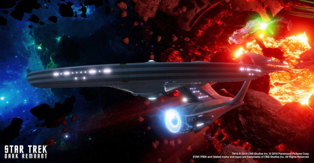Star Trek: Dark Remnant - Photo Credit: CBS / Paramount Pictures / VRstudios