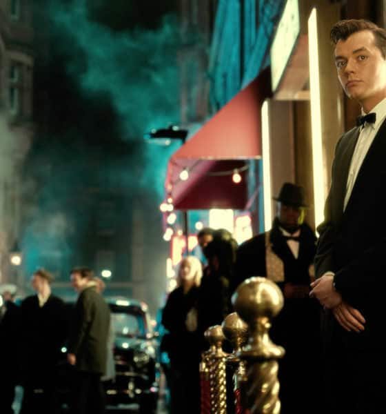 """Pennyworth series premiere - Season 1 Episode 1 """"Pilot"""" - Pictured: Jack Bannon as Alfred Pennyworth - Photo Credit: Alex Bailey / Nick Wall / EPIX"""