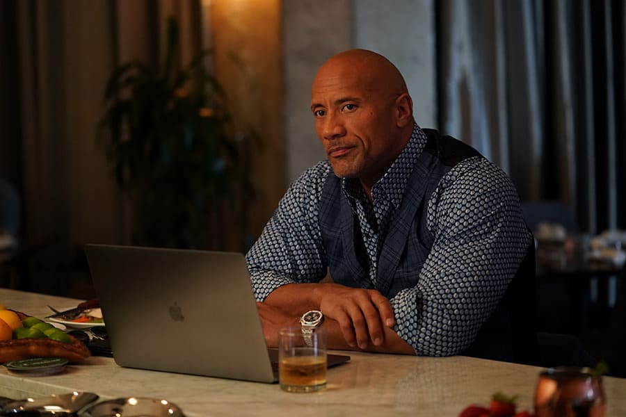 HBO's Ballers - Season 5 Episode 3 - Pictured: Dwayne Johnson as Spencer Strasmore - Photo Credit: Jeff Daly / HBO