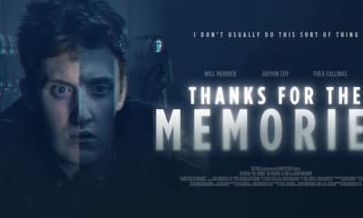 Thanks for the Memories film poster/banner - Photo Credit: DUST