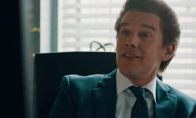 """Ethan Hawke as James Sandin in USA Network's The Purge Season 2 Finale """"7:01 AM"""" - Photo Credit: USA Network"""