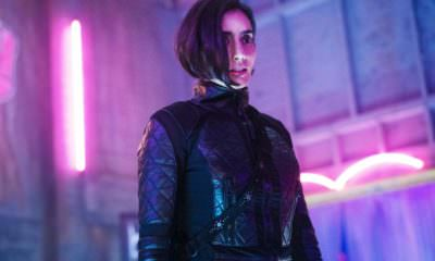 """THE PURGE -- """"Hail Mary"""" Episode 209 -- Pictured: Paola Nunez as Esme Carmona -- (Photo by: Alfonso Bresciani/USA Network)"""
