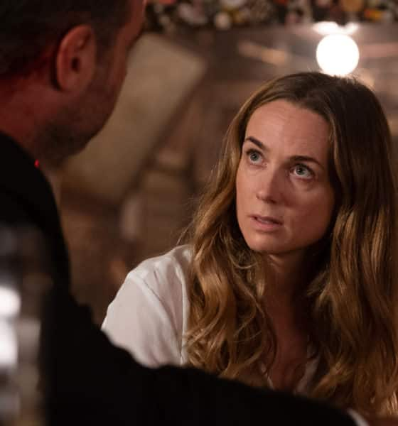 """Molly Sullivan on Showtime's Ray Donovan - (L-R): Liev Schreiber as Ray Donovan and Kerry Condon as Molly Sullivan in RAY DONOVAN, """"The Transfer Agent"""". Photo Credit: Jeff Neumann/SHOWTIME."""