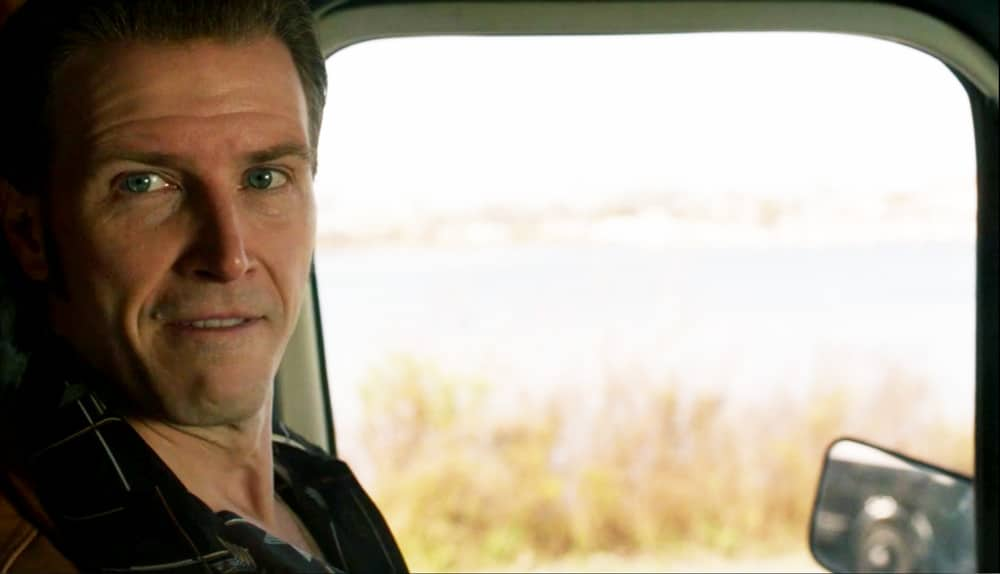 """Bill Heck as Young Mickey Donovan 'teeth sucking' on Showtime's Ray Donovan Season 7 Episode 7 """"The Transfer Agent"""" - Screenshot/Photo Credit: Showtime"""