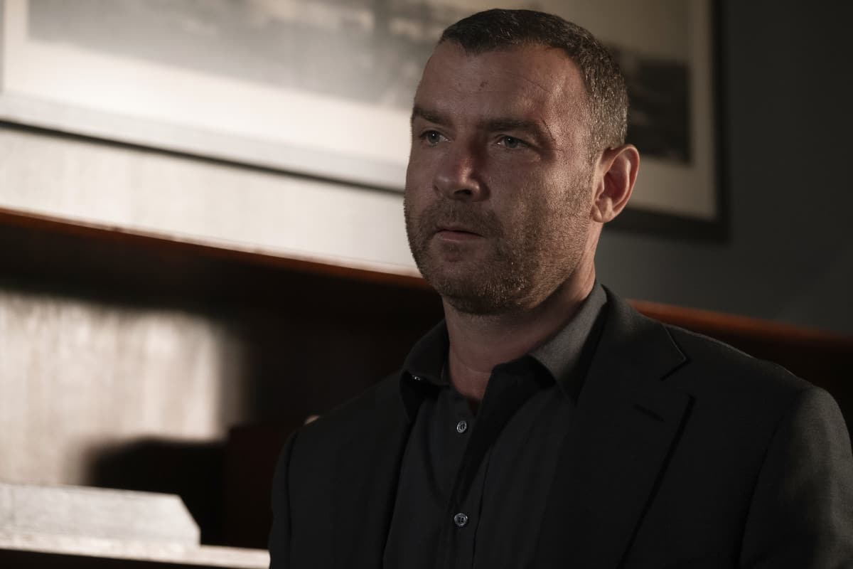 "Ray Donovan - Liev Schreiber as Ray Donovan in RAY DONOVAN, ""Passport and a Gun"". Photo Credit: Jeff Neumann/SHOWTIME."