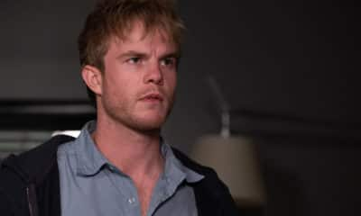 """Smitty's Big Decision on Ray Donovan - Graham Rogers as Smitty in RAY DONOVAN, """"Passport and a Gun"""". Photo Credit: Jeff Neumann/SHOWTIME."""