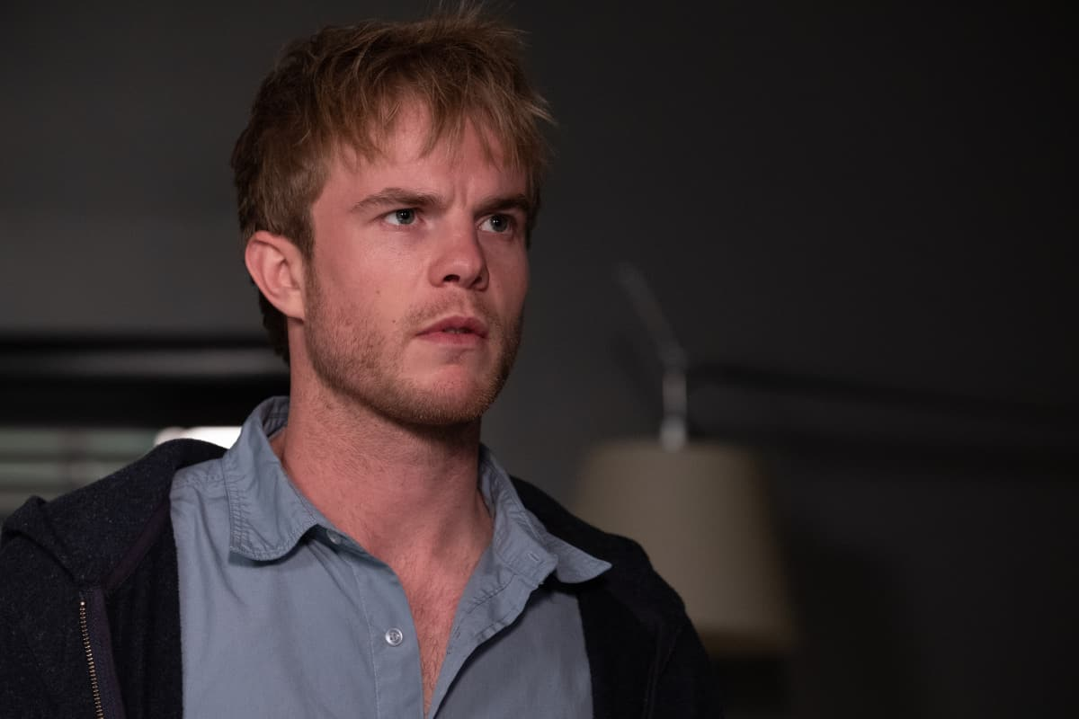 "Smitty's Big Decision on Ray Donovan - Graham Rogers as Smitty in RAY DONOVAN, ""Passport and a Gun"". Photo Credit: Jeff Neumann/SHOWTIME."