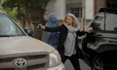 "Homeland Season 8 Episode 4 - Claire Danes as Carrie Mathison in HOMELAND, ""Chalk One Up"". Photo Credit: Sifeddine Elamine/SHOWTIME"