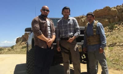 Gabriel 'G-Rod' Rodriguez as El Jefe and crew - Photo provided by Gabriel 'G-Rod' Rodriguez