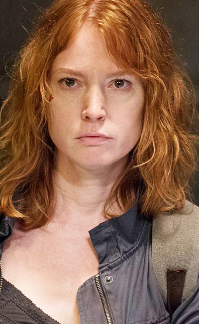 Paula - Alicia Witt - Alicia Witt as Paula - The Walking Dead _ Season 6, Episode 13 - Photo Credit: Gene Page/AMC