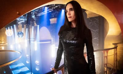 """Snowpiercer Season 1 Episode 3 """"Access is Power"""" on TNT - Pictured: Jennifer Connelly as Melanie Cavill - Photo Credit: Justina Mintz"""