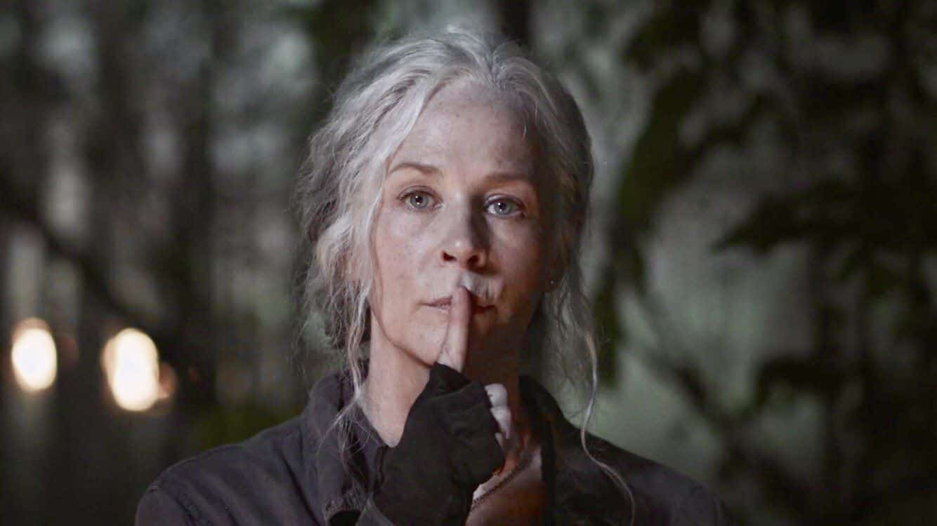 Carol Peletier - Silence Promo - Photo Credit: AMC