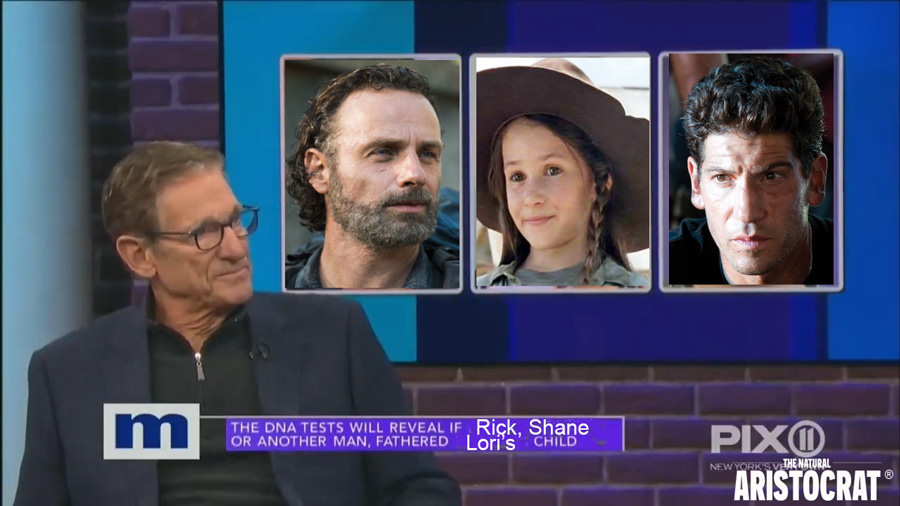 Rick, Lori, Shane get a DNA test on Maury – Who's the Father?