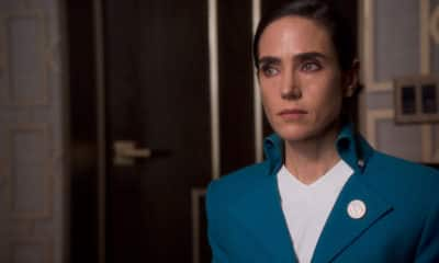 """Snowpiercer Season 1 Episode 4 """"Without Their Maker"""" on TNT - Pictured: Jennifer Connelly (Melanie Cavill) - Photo Credit: TNT"""