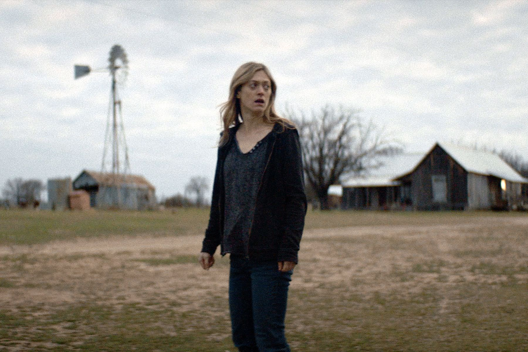 The Dark and The Wicked - Marin Ireland as Louise - Photo provided by Fantasia Festival - Photo Credit: RLJE Films / Shudder / Traveling Picture Show Company (TPSC) / Unbroken Pictures / Shotgun Shack Pictures / Inwood Road Films