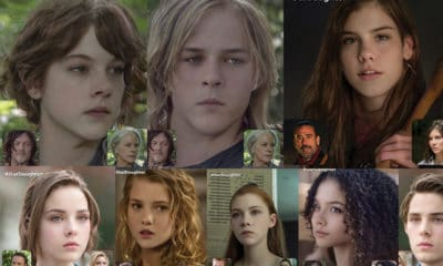 TWD Fiction: What would Carol & Daryl's son & daughter look like?