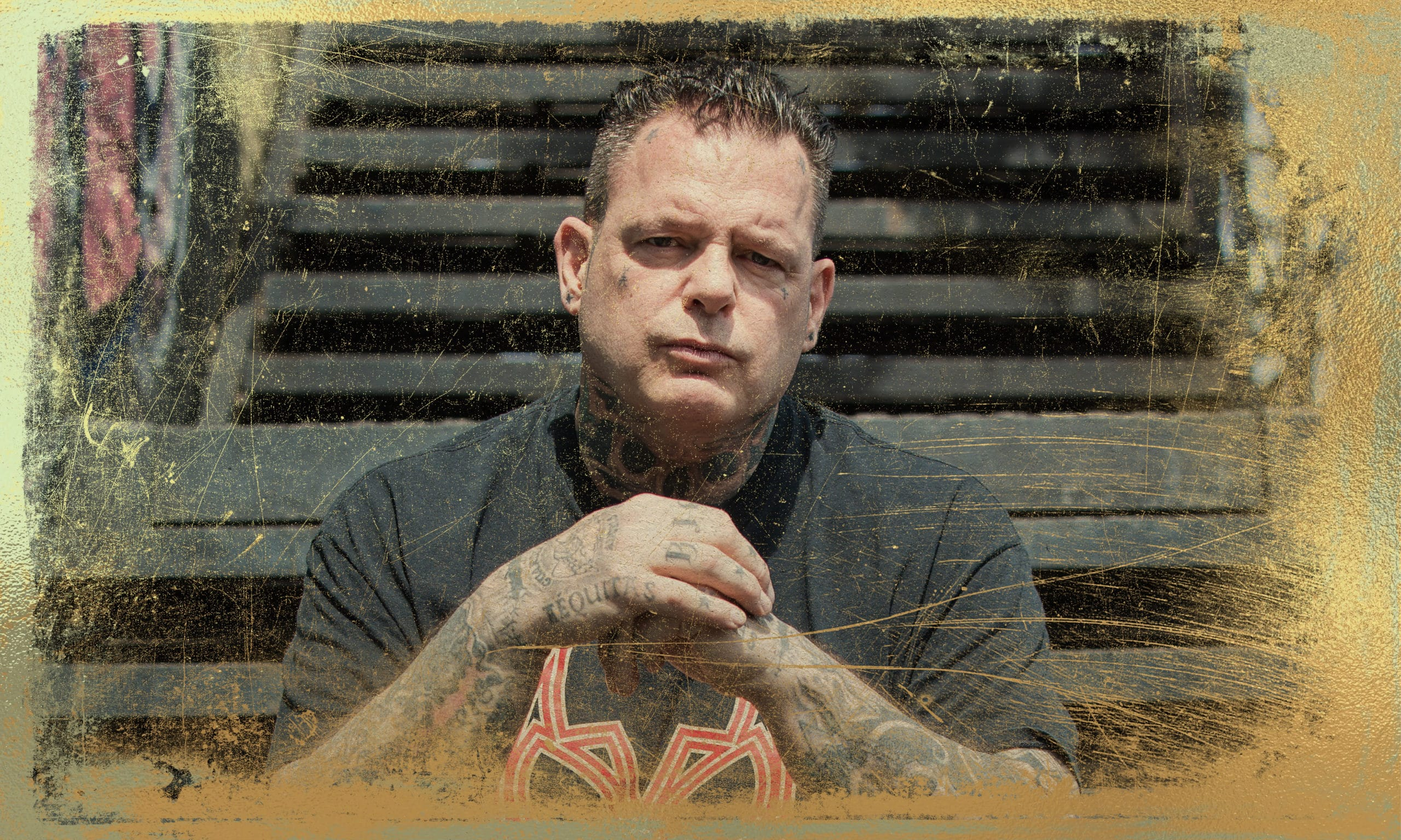 Vampiro (Ian Hodgkinson) - Art by The Natural Aristocrat® - Photo Credit: Courtesy of Epic Pictures / Millennial PR