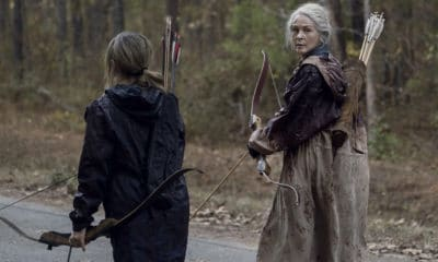 The Walking Dead Season 10 Finale live stream- Melissa McBride as Carol Peletier - The Walking Dead _ Season 10, Episode 16 - Photo Credit: Mark Hill/AMC