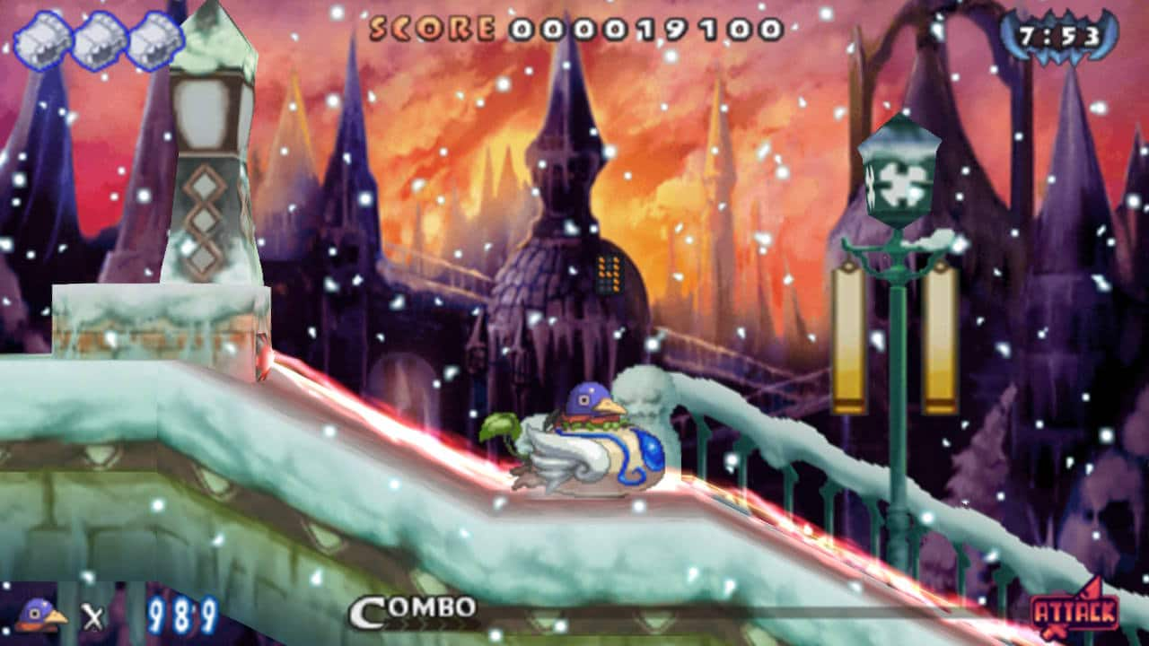 Prinny 1•2: Exploded and Reloaded - Nintendo Switch - Screenshot Credit: The Natural Aristocrat® via Nippon Ichi Software