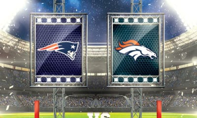 NFL Streams - Patriots vs Broncos