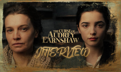 The Curse of Audrey Earnshaw - Catherine Walker as Agatha Earnshaw and Jessica Reynolds as Audrey Earnshaw