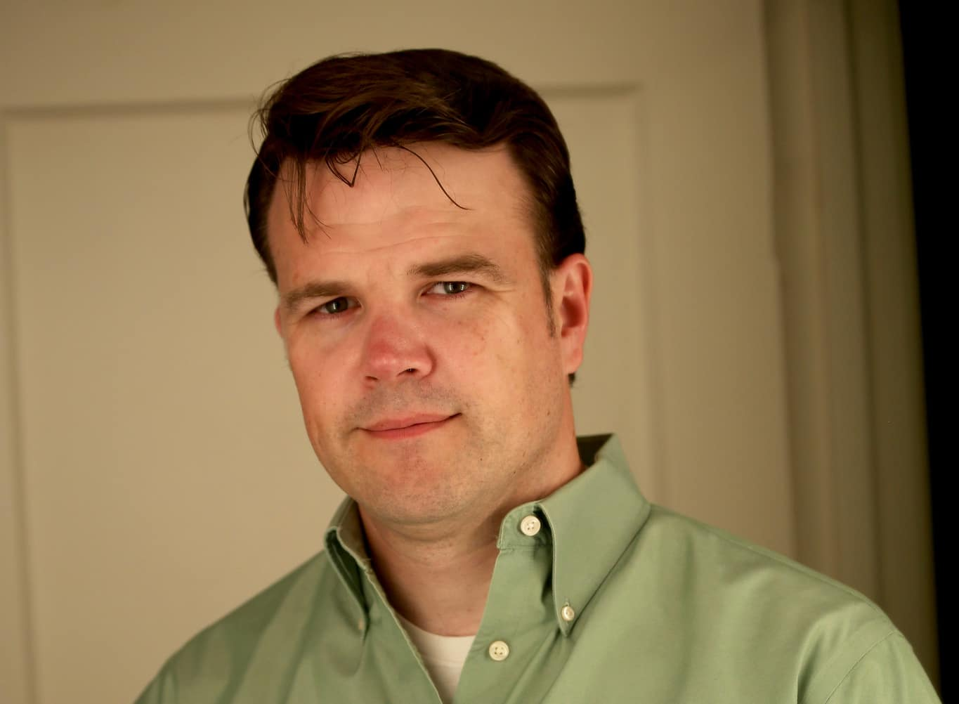 Voice Actor Jay Hickman - Photo Credit: Jay Hickman