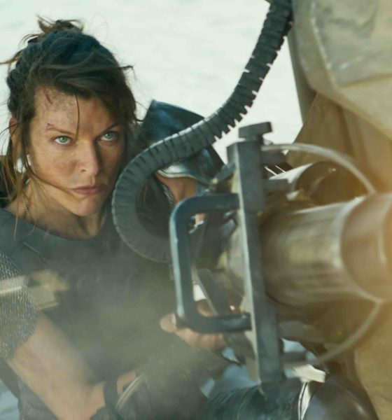 Milla Jovovich as Artemis in Monster Hunter - Photo Credit: Sony Pictures