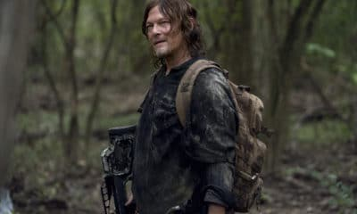 Norman Reedus as Daryl Dixon - The Walking Dead _ Season 10, Episode 17 - Photo Credit: Eli Ade/AMC