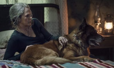 Melissa McBride as Carol Peletier, Dog on The Walking Dead Season 10, Episode 21. - Photo Credit: Eli Ade/AMC
