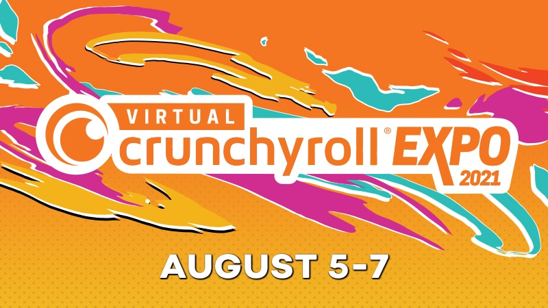 Virtual Crunchyroll Expo 2021