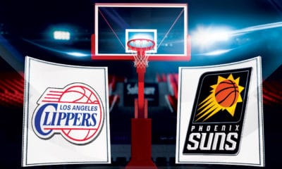 NBA Streams: Clippers vs Suns Game 1